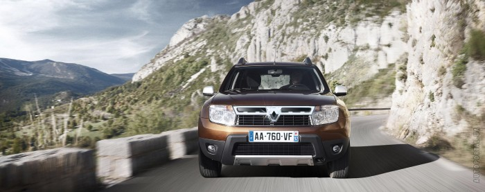 Рено Дастер Dacia Duster Renault Duster ФОТО