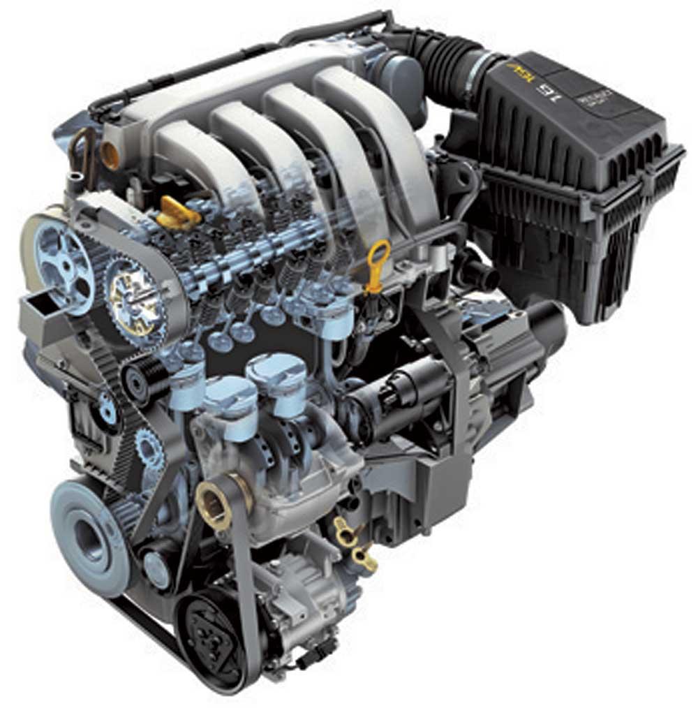 Какие двигателя стоят на рено дастер