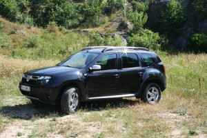 Renault Duster Рено Дастер ФОТО