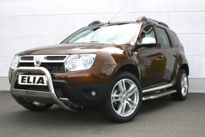 Рено Дастер (Renault Duster)
