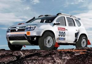 Рено Дастер (Renault Duster) - Автомобиль Года 2011!
